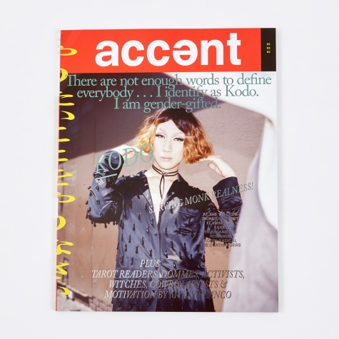 Accent Magazine - Issue 03