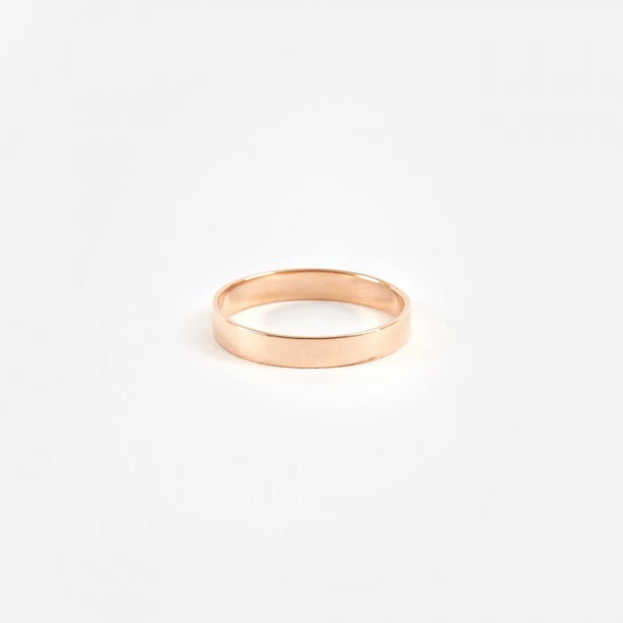 Sansoeurs Band Ring - Rose Gold (Image 1)