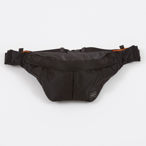 Porter Yoshida & Co. Tanker Waist Bag L - Black