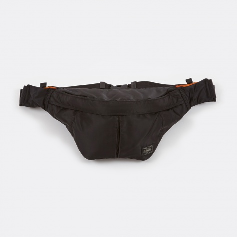 Porter Yoshida & Co. Tanker Waist Bag S - Black