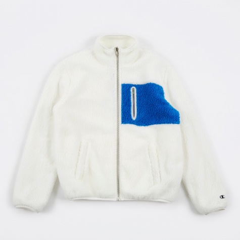 x Champion Opal Jacket - Off White