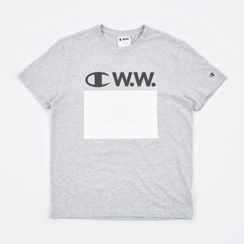 x Champion Alec T-Shirt - Grey