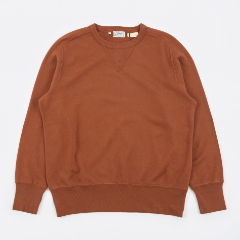 Bay Meadows Sweatshirt - Earth Brown