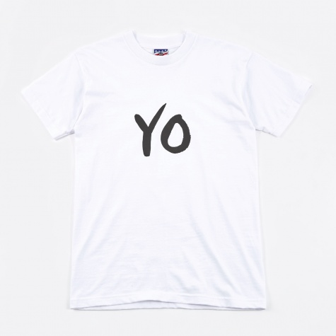 Yo T-Shirt - White