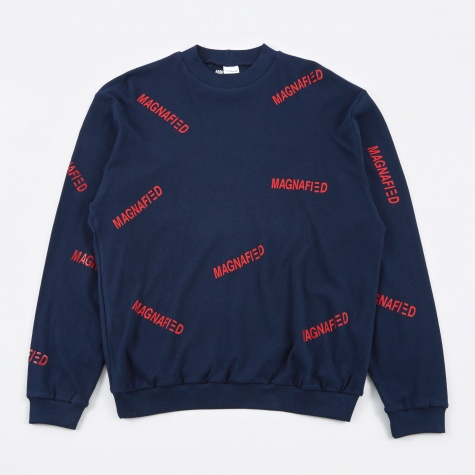 Multi MGNFD Jumper - Navy