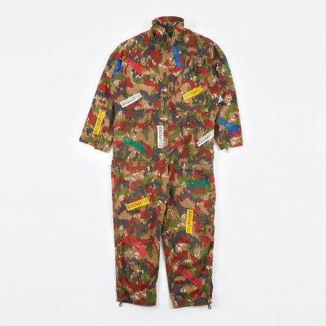 Swiss Coverall Multi Print - Camo