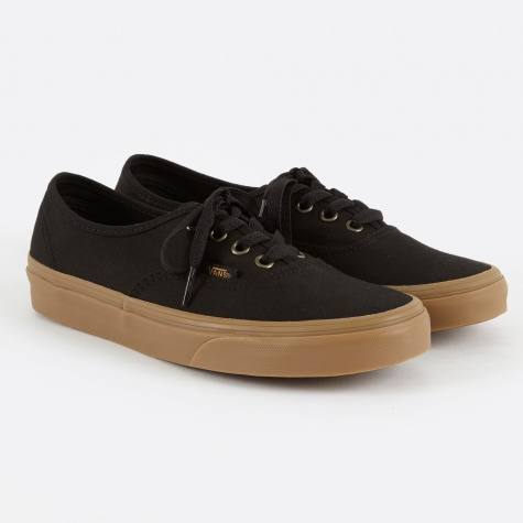 Authentic - Black/Gum