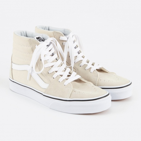 Sk8-Hi - Birch/True White