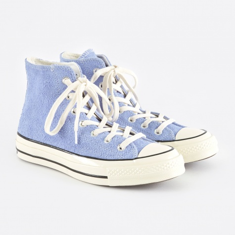 1970s Chuck Taylor All Star Hi - Pioneer Blue/Egret
