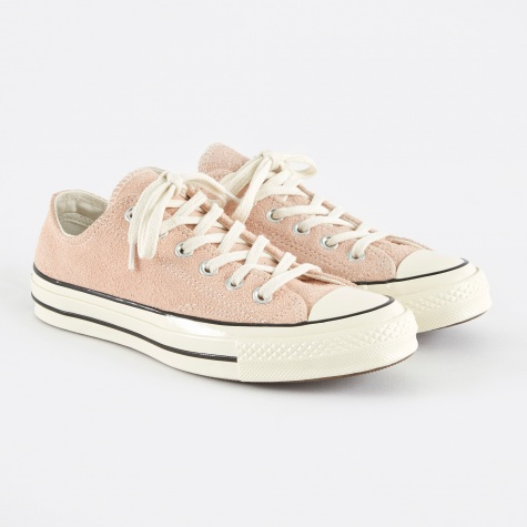 1970s Chuck Taylor All Star Ox - Dusk Pink/Egret