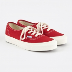 Vans Vault OG Authentic LX - Chilli Pepper/Teak