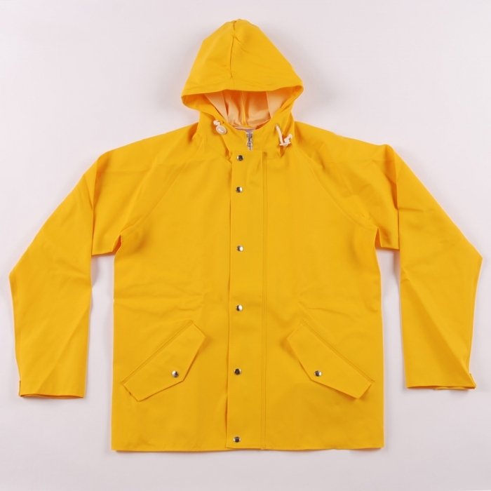 Norse Projects Elka Classic - Yellow (Image 1)