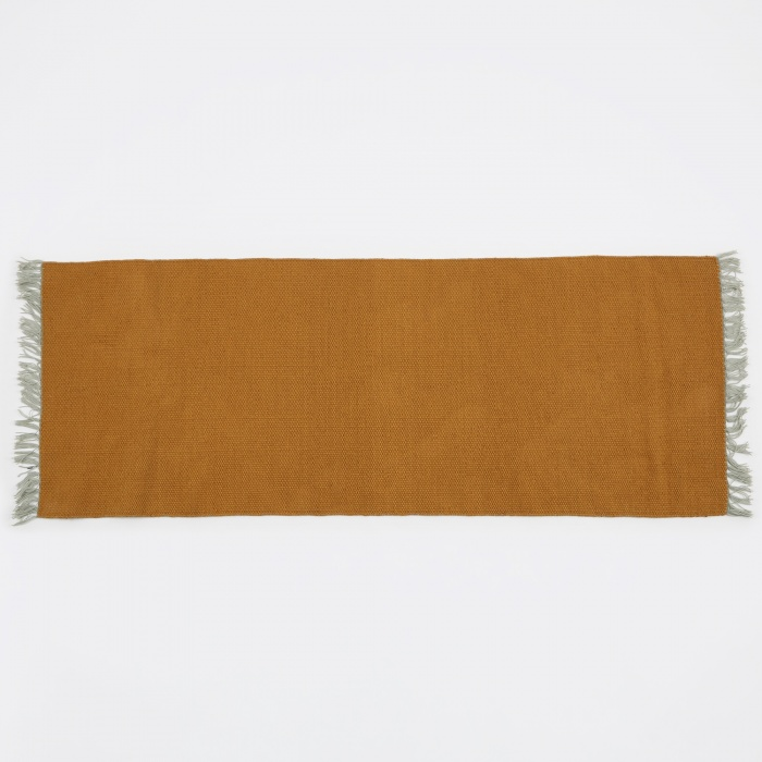 Ferm Living Nomad Rug - Curry - Large (Image 1)