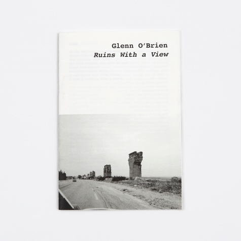 Ruins With a View - Glenn O'Brien