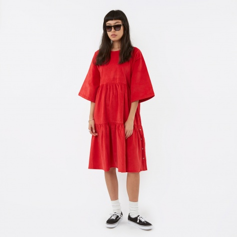 Michael Dress - Red