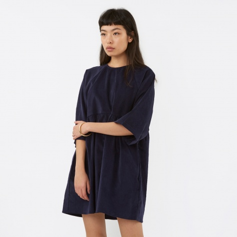 Mitch Dress - Navy