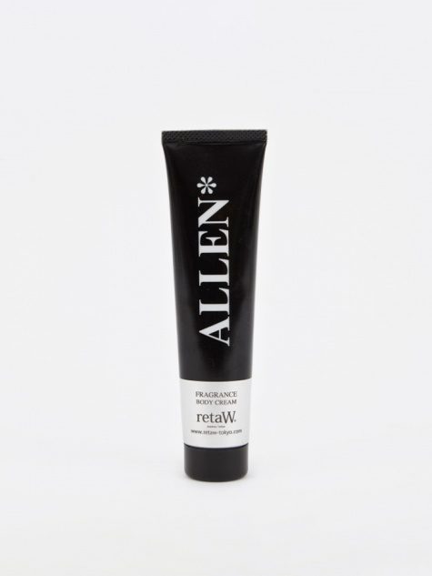 Fragrance Body Cream - Allen*