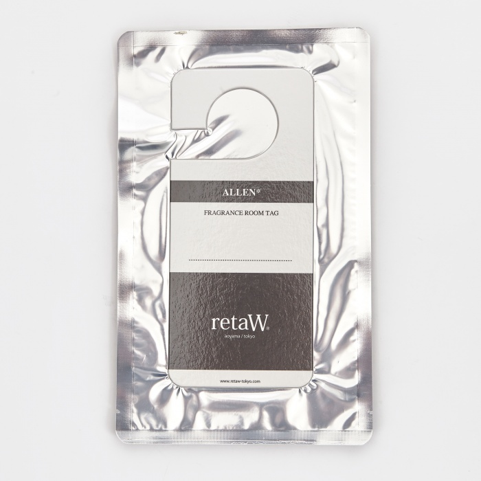 retaW Fragrance Room Tag - Allen (Image 1)
