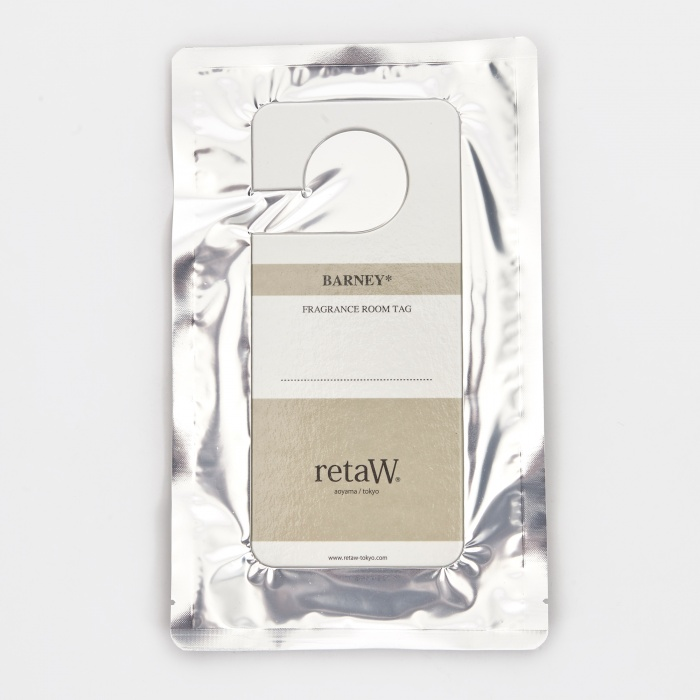 retaW Fragrance Room Tag - Barney (Image 1)