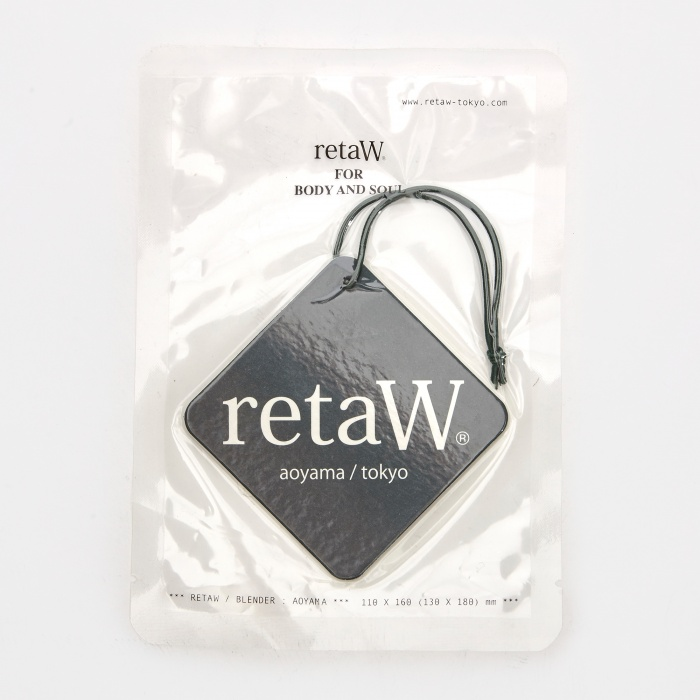 retaW Fragrance Car Tag - Allen* (Image 1)