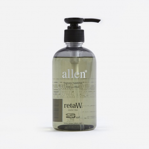 Fragrance Hand Soap - Allen*