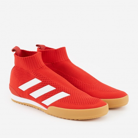 x Adidas Ace 16+ Super Shoes - Red