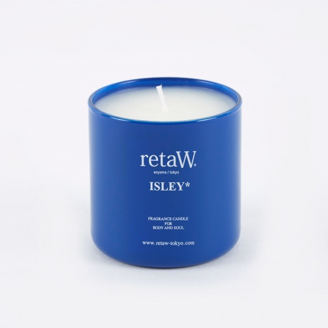 Fragrance Candle - Isley*