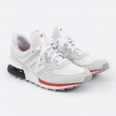 New Balance MS574AW 574 S Shoe - White