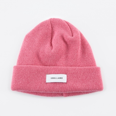 Villy Beanie - Dusty Pink