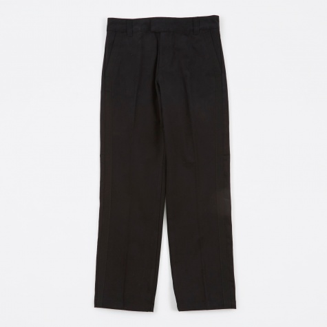 Greco Heavy Pants - Black