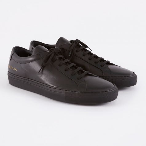 Original Achilles Low - Black