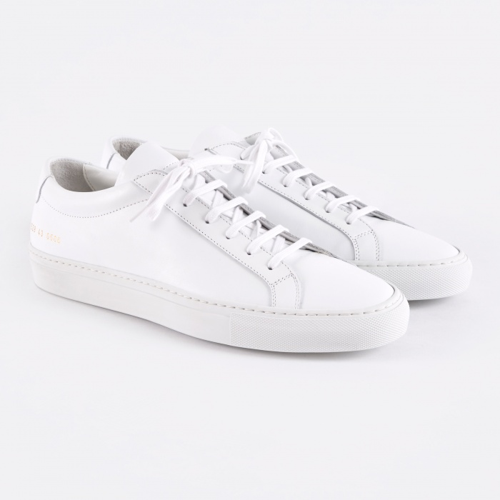 Common Projects Original Achilles Low - White (Image 1)