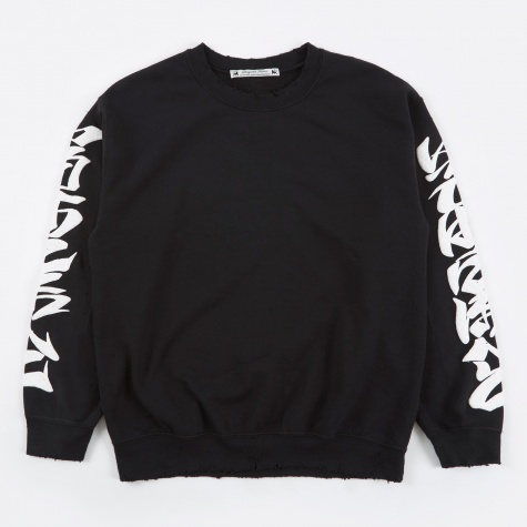 Iroha Damage Sweat - Black