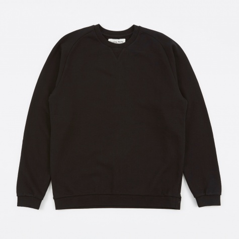 Easy Crew Sweatshirt - Black