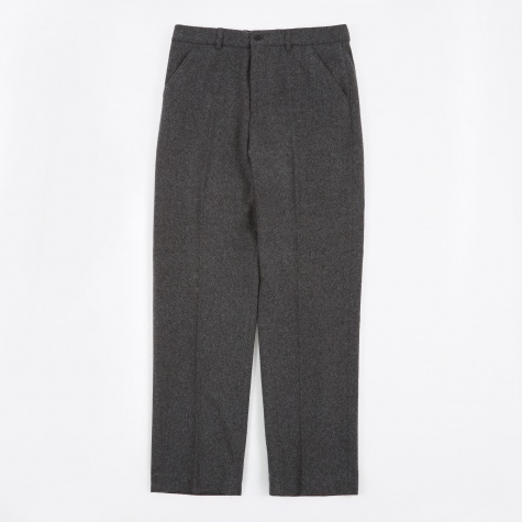 Chino 22 - Grey Carded Wool