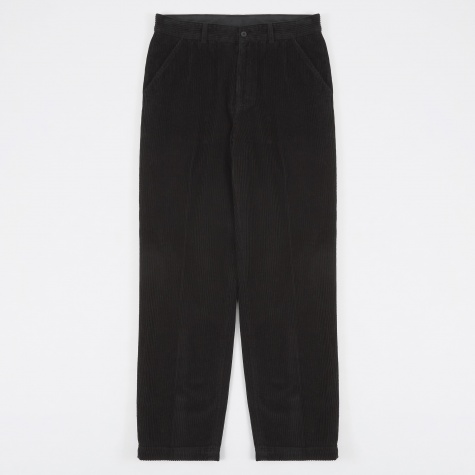 Chino 22 - Used Black Wide Corduroy
