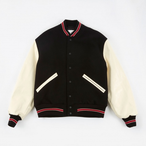 Trophy Jacket - Black & White
