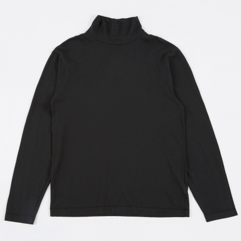 Jersey Turtleneck - Black Army Jersey