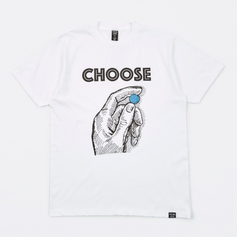Choose T-Shirt - White