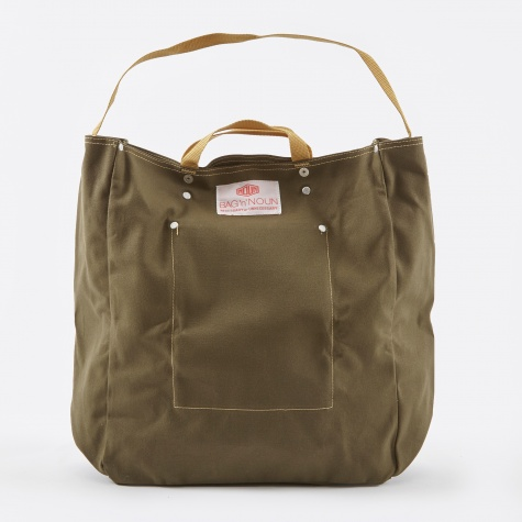 11 Canvas Tool Bag - Olive