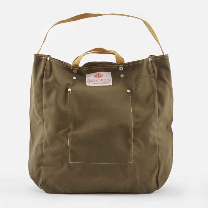 Bag 'N' Noun 11 Canvas Tool Bag - Olive (Image 1)