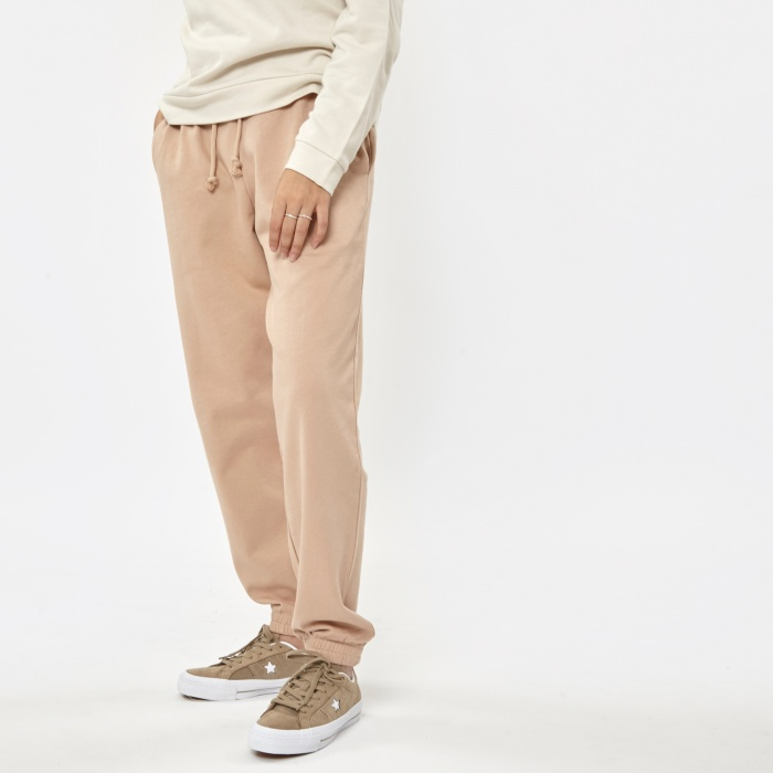 Baserange Sweat Pants - Nude (Image 1)