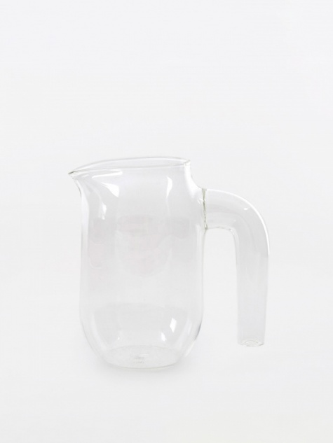 Glass Jug Small - Clear