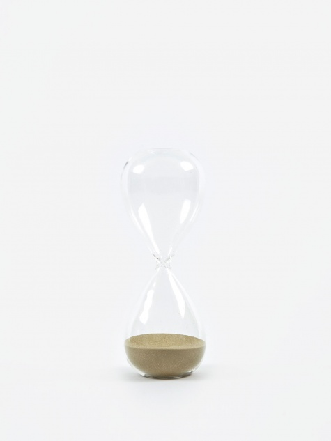 Time 15 Minutes Medium - Gold