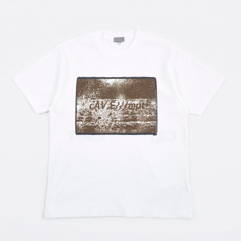 Cav Empt Disruption T-Shirt - White