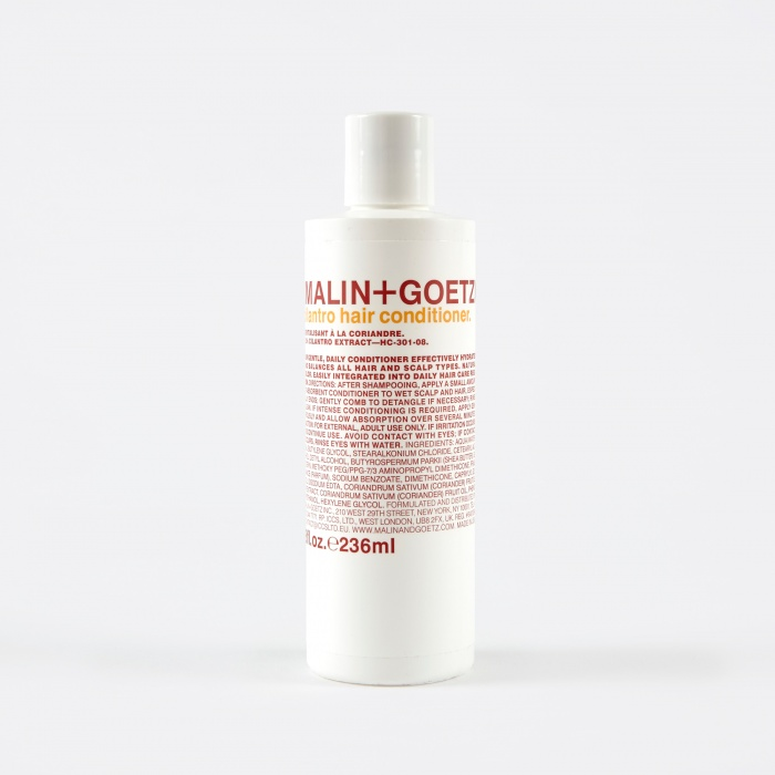 Malin + Goetz Malin+Goetz Cilantro Hair Conditioner - 236ml (Image 1)