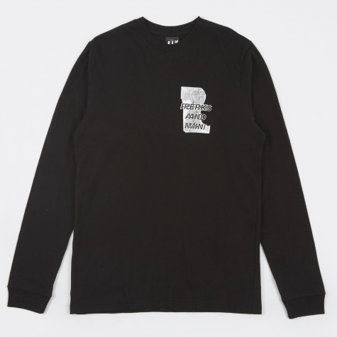 PAM Perks & Mini Home Maid L/S T-Shirt - Black