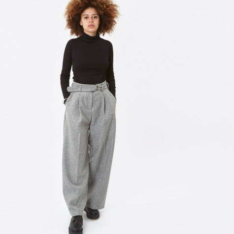 Slim Keith Trouser - Grey