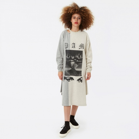 PAM Perks And Mini Witch Mash Up L/S Dress - Greys