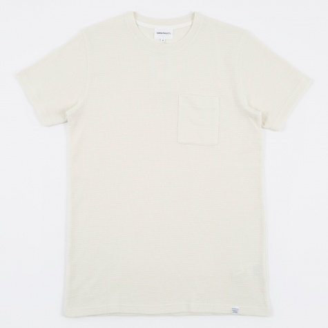 Niels Pocket T-Shirt - Kit White